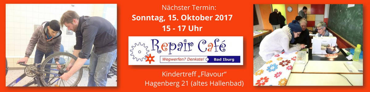 Repair Cafe Bad Iburg